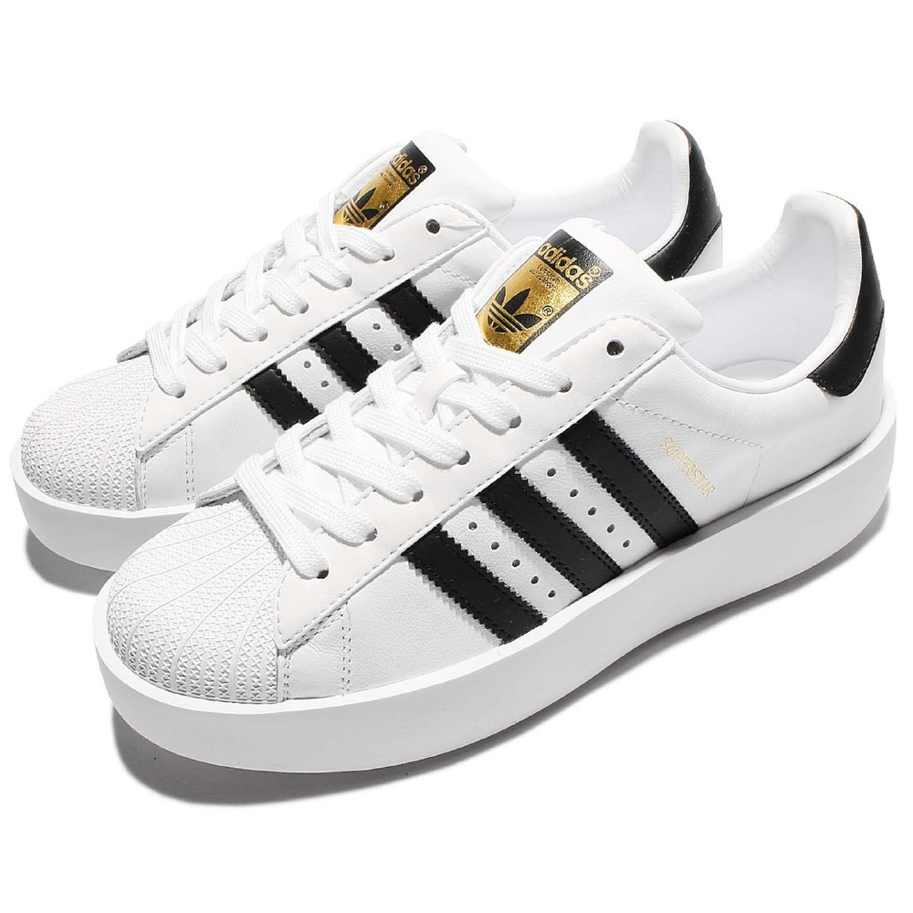 adidas 休閒鞋 Superstar Bold W 女鞋