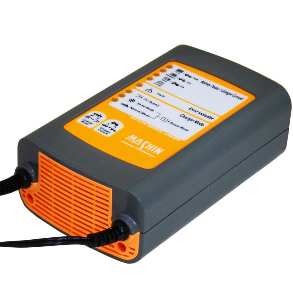 4合1多功能全自動鉛酸電池充電器