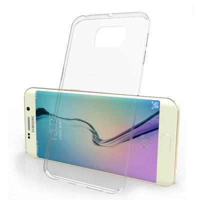 透明殼專家 三星 Galaxy S6 Edge 極薄.TPU.高透光軟質保護殼+...