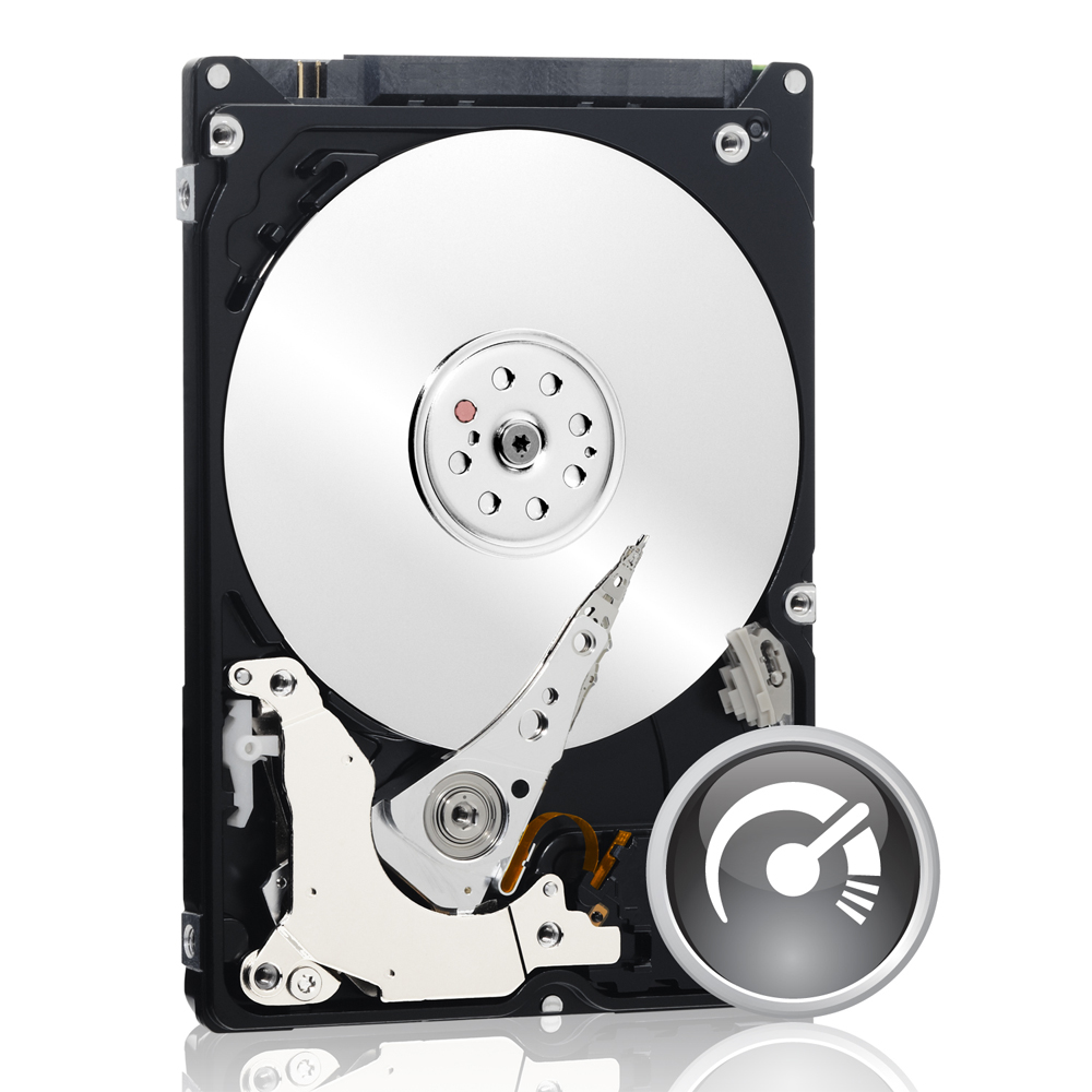 WD Black 黑標 750GB 2.5吋 7200轉 SATA3 內接硬碟