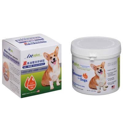 IN-Plus 卵磷脂魚油雙效配方 454g / 1磅