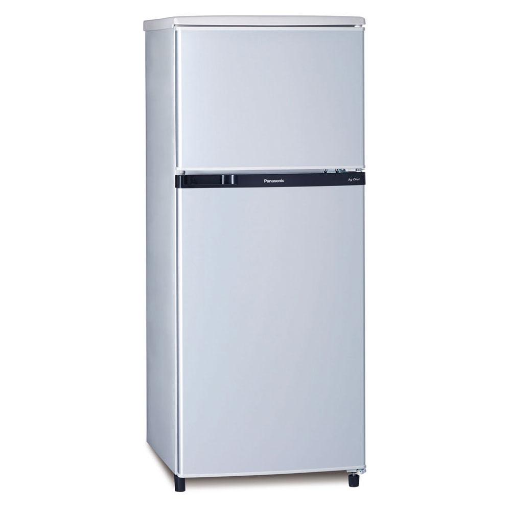 Panasonic國際牌130公升一級雙門冰箱NR-B138T-SL
