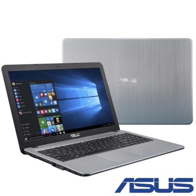 ASUS-X541NA-15吋四核筆電-N4200