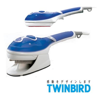 福利品-日本TWINBIRD-手持式蒸氣熨斗SA