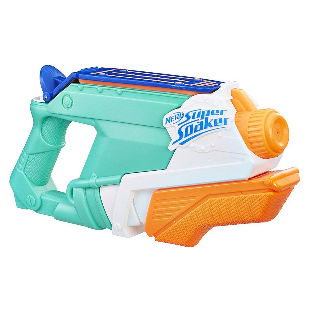 孩之寶Hasbro NERF系列兒童射擊水槍Super Soaker灑射水槍