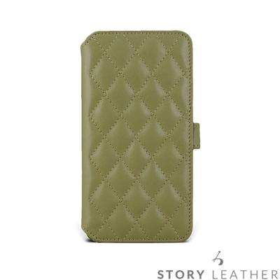 STORY皮套王 HTC 10  硬殼式側翻菱格 客製化皮套