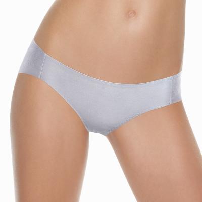 黛安芬-STRETTY小褲-零著感系列低腰內褲-M-EL-純粉藍