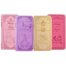 Disney迪士尼 iPhone7 Plus 施華洛世奇水鑽時尚書本皮套