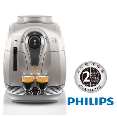 飛利浦-全自動義式咖啡機-HD8651