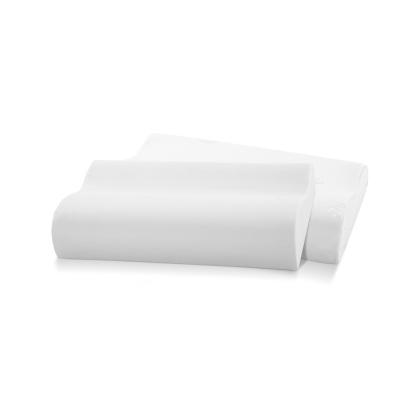 記憶枕 歐美熱銷款 涼感天絲表布 工學型釋壓記憶枕 小尺寸 2入