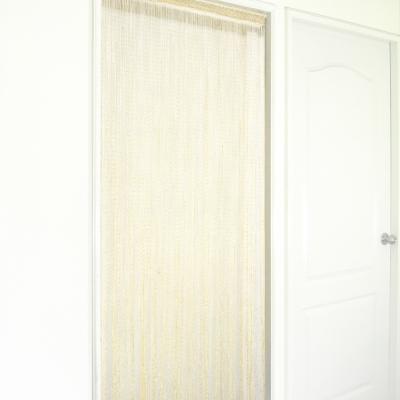 布安於室-閃閃線簾-黃色