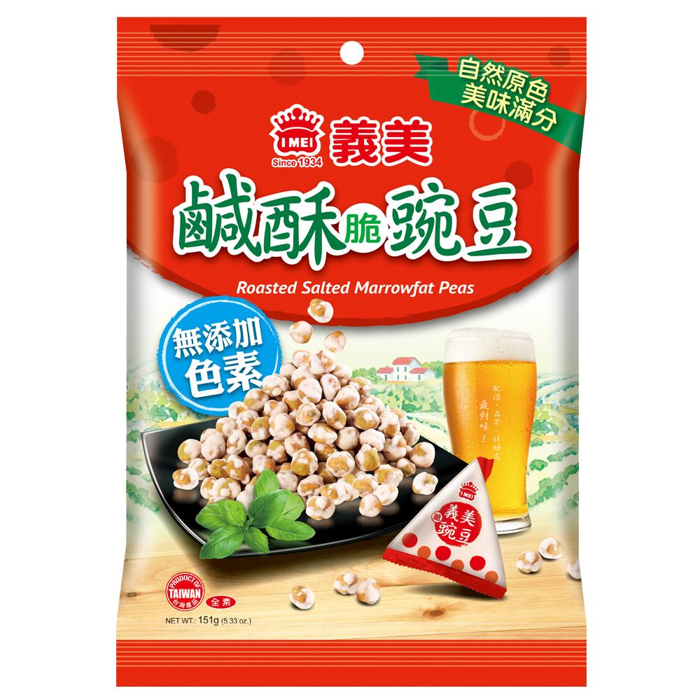 義美 鹹酥豌豆(151g)