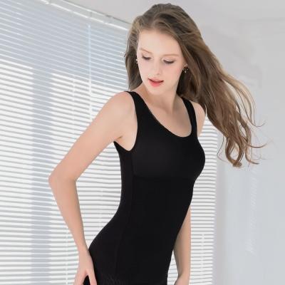 瑪登瑪朵-2015SS 俏魔力輕機能背心S-XL(黑)