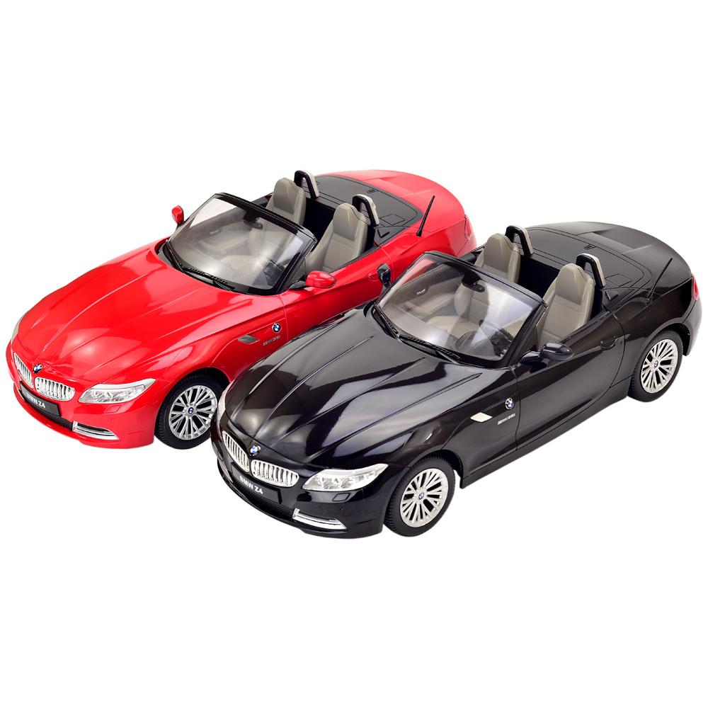 BMW Z4 原廠授權1:12敞篷遙控模型頂級雙門跑車 二色可選