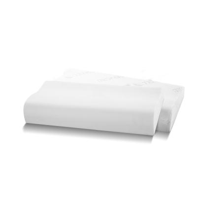 記憶枕 歐美熱銷款 涼感天絲表布 工學型釋壓記憶枕 大尺寸 2入