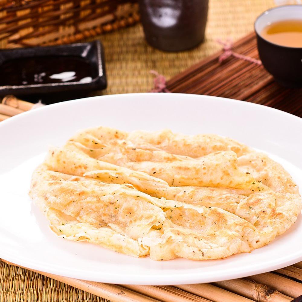 蔥阿伯 Light義式抓餅 2包 (5片/包)