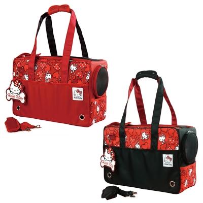 三麗鷗 HELLO KITTY 雷樂士寵物包 共2色