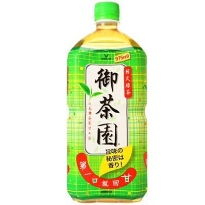 御茶園 日式綠茶(975mlx12入)