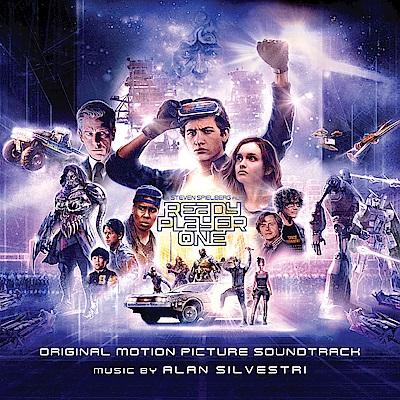 一級玩家/電影原聲帶(2CD)