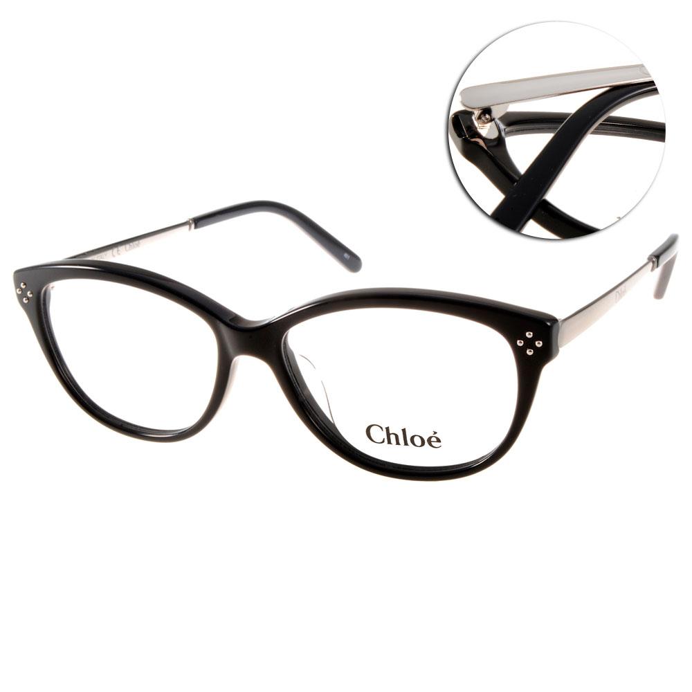 Chloe眼鏡 典雅時尚/黑色#CL2631 001 @ Y!購物