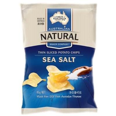 澳洲Natural 海鹽口味洋芋片(45g)