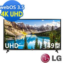 LG樂金 49型 4K IPS UHD液晶電視 49UJ630T