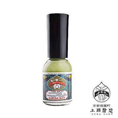 UEBA ESOU上羽 胡粉指甲油-N0050 鶯綠 10ml