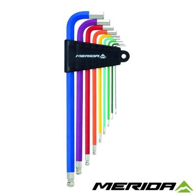 《MERIDA》美利達 繽紛彩色9in1工具組 4346