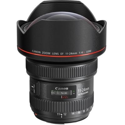 Canon EF 11-24mm f/4L USM 超廣角變焦鏡頭(公司貨)