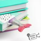 禮物myBookmark手工書籤-喜愛人類書籍的美人魚