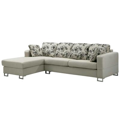 Boden-奧莉薇L型布沙發-左右型可選