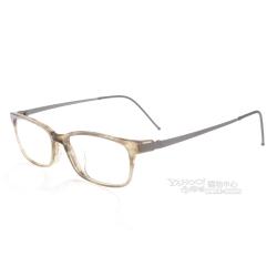 JULIO眼鏡 完美工藝/透棕灰#MILAN HON