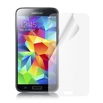 魔力 Samsung Galaxy S5 高透光抗刮螢幕保護貼