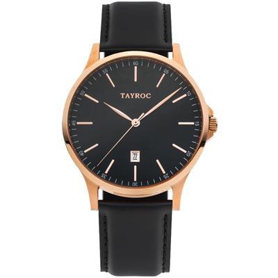 TAYROC 羅霸特一號時尚腕錶(TXM104)-42mm