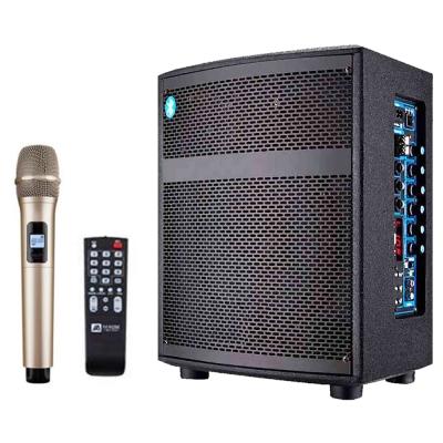 大聲公精鼎型專業無線式多功能行動音箱/喇叭