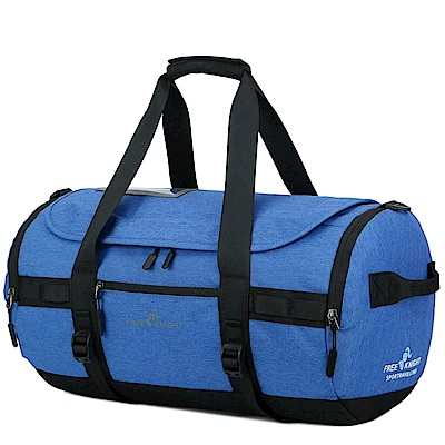 FK0607BU藍色 輕便運動背包/健身包/旅行包(大號)