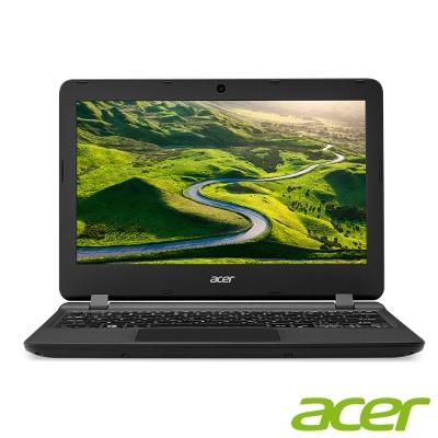 acer ES1-132-C30B 11.6吋筆電(N3350/2G/32G/O365/黑