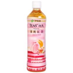 伊藤園 TEAS TEA蜜桃紅茶(530ml)