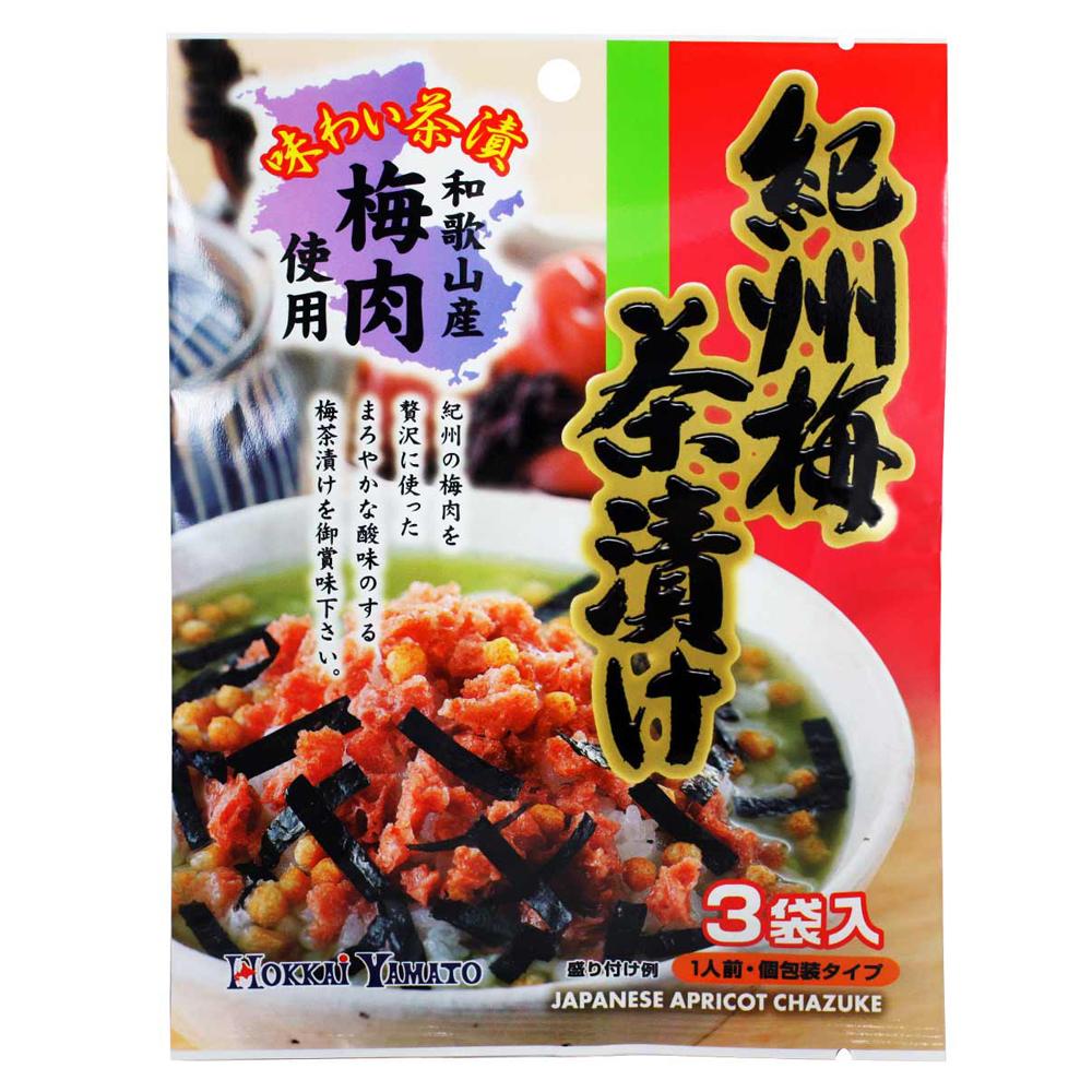 北海大和 和歌山紀州梅茶漬(22.5g)