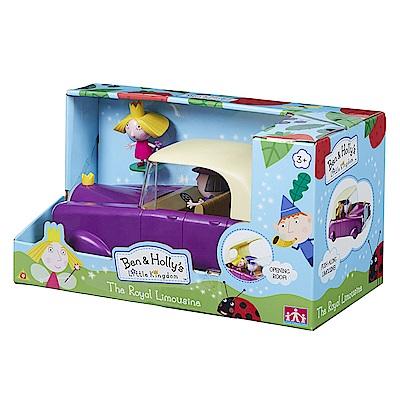 Ben&Holly花園小精靈 - 莉莉的國王轎車
