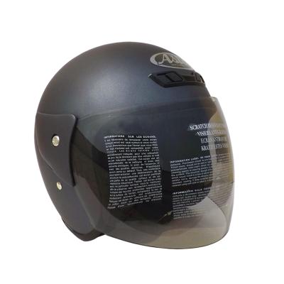 ASIA FreeStyle A702 3/4罩式安全帽 平灰