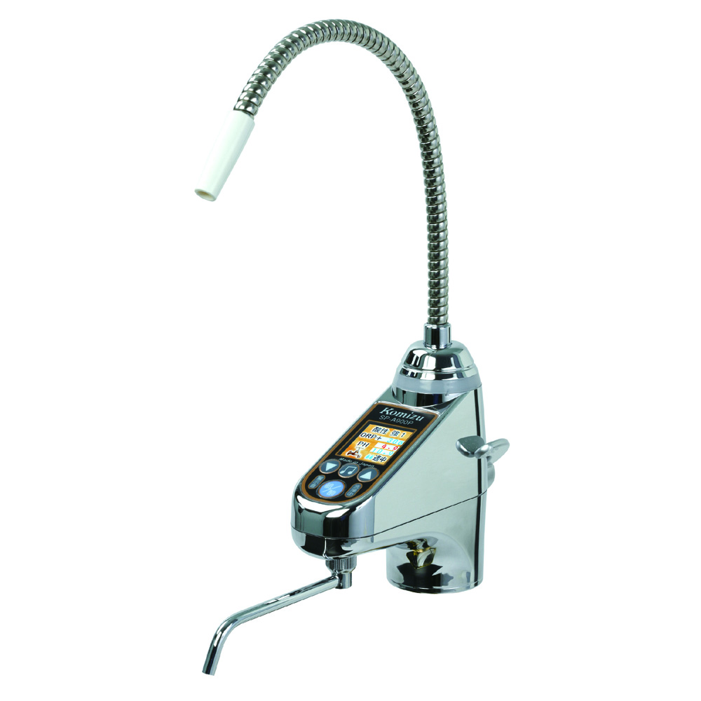 Komizu櫥下隱藏式電解水機SP-A900P(全彩螢幕)