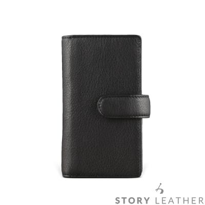 STORY 皮套王 - 20卡牛皮信用卡收納夾 Style 90074