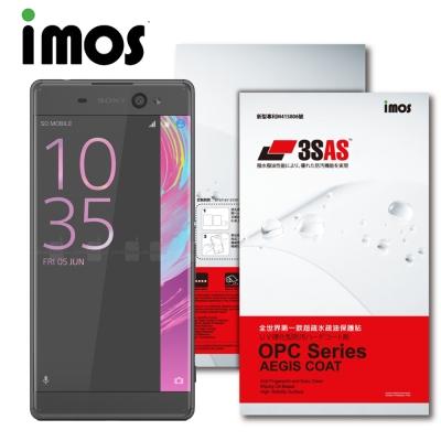 iMOS Sony Xperia XA Ultra 3SAS 螢幕保護貼