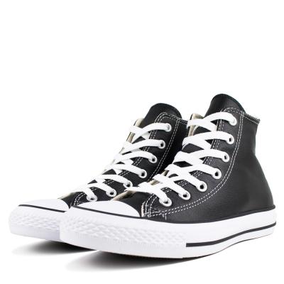 CONVERSE-男女休閒鞋1S581-黑