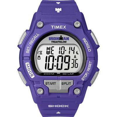 Timex Ironman Bright 夏日亮彩運動腕錶-自信紫/43mm