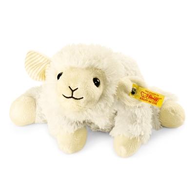 STEIFF德國金耳釦泰迪熊-Floppy Linda lamp 綿羊 (趴趴系列)