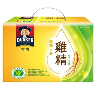 桂格 養氣人蔘雞精68ml*18入