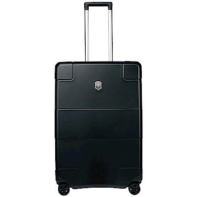VICTORINOX 瑞士維氏LEXICON硬殼26吋行李箱-黑