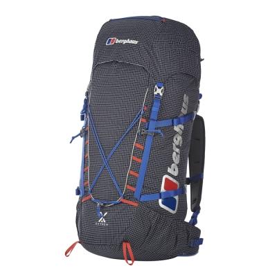 【Berghaus貝豪斯】EXPD超輕多功能登山背包80L T27X02-藍